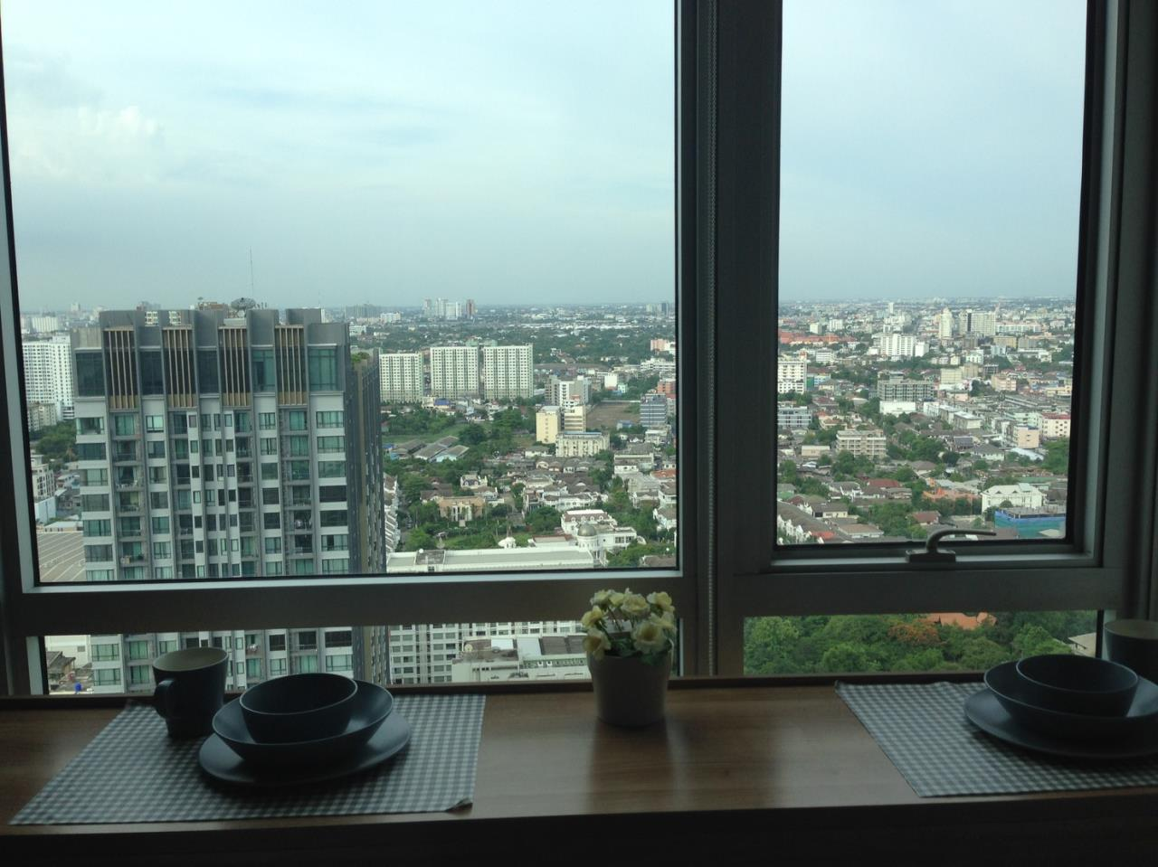 BKK BestLife Real Estate Agency's Rhythm Sukhumvit Sale/Rent 1 Bedroom On Nut 5