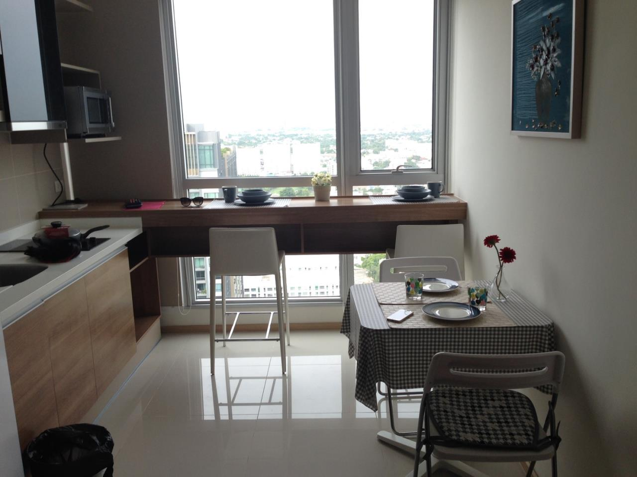 BKK BestLife Real Estate Agency's Rhythm Sukhumvit Sale/Rent 1 Bedroom On Nut 6