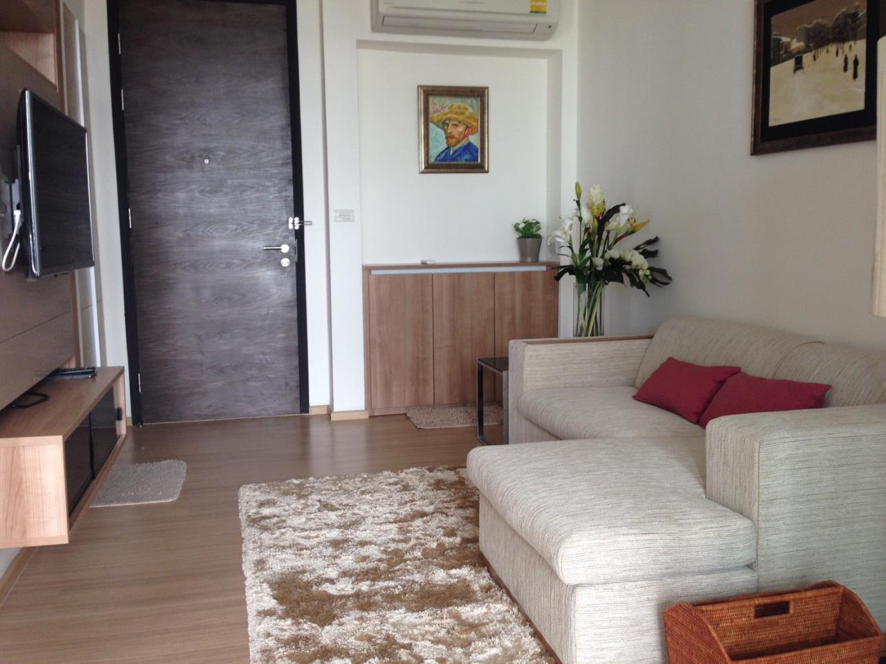 BKK BestLife Real Estate Agency's Rhythm Sukhumvit Sale/Rent 1 Bedroom On Nut 1