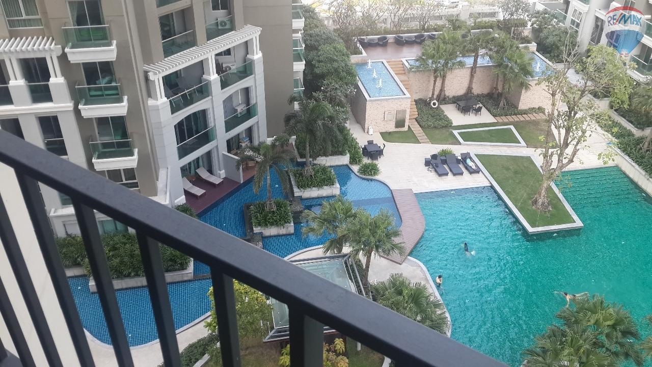 RE/MAX BestLife Agency's the belle rama 9 3 bedroom condo for rent mrt phra rama 9 1