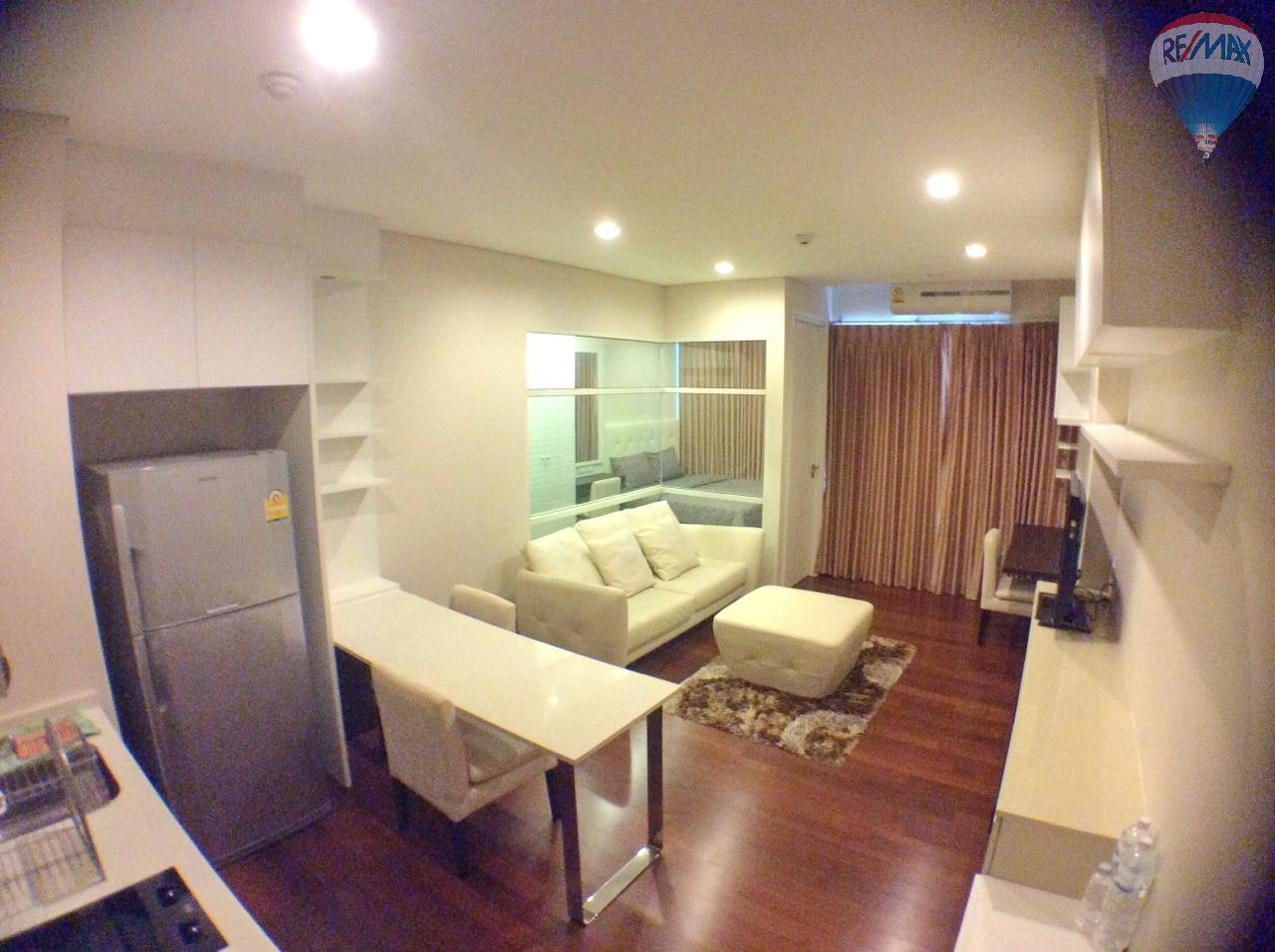 RE/MAX BestLife Agency's Ivy Thonglor 1 bedroom 1 bathroom condo for rent Thonglor BTS 3
