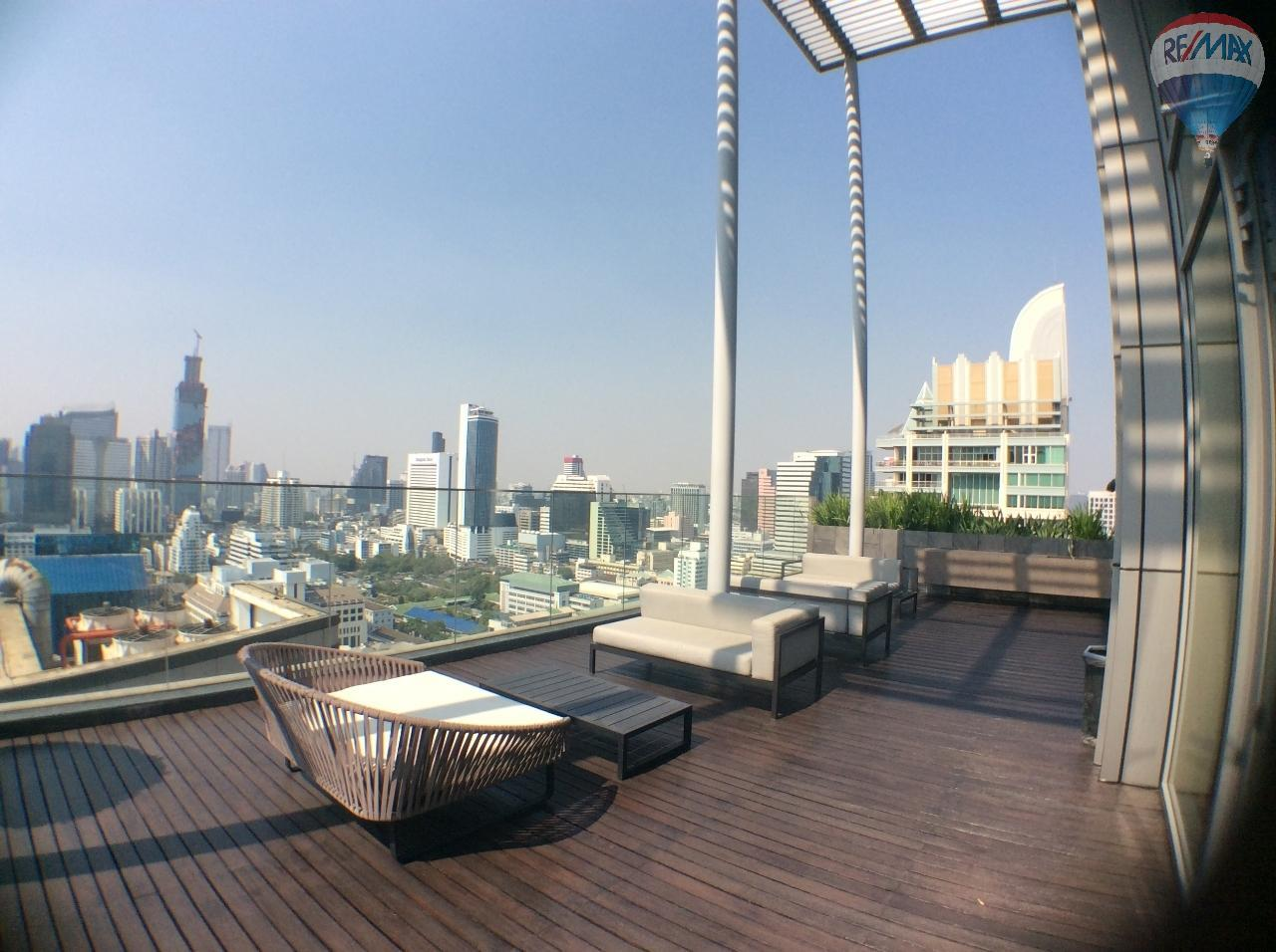 RE/MAX BestLife Agency's Saladaeng Residences 1 bedroom, Saladaeng BTS, Silom MRT, condo for rent 14