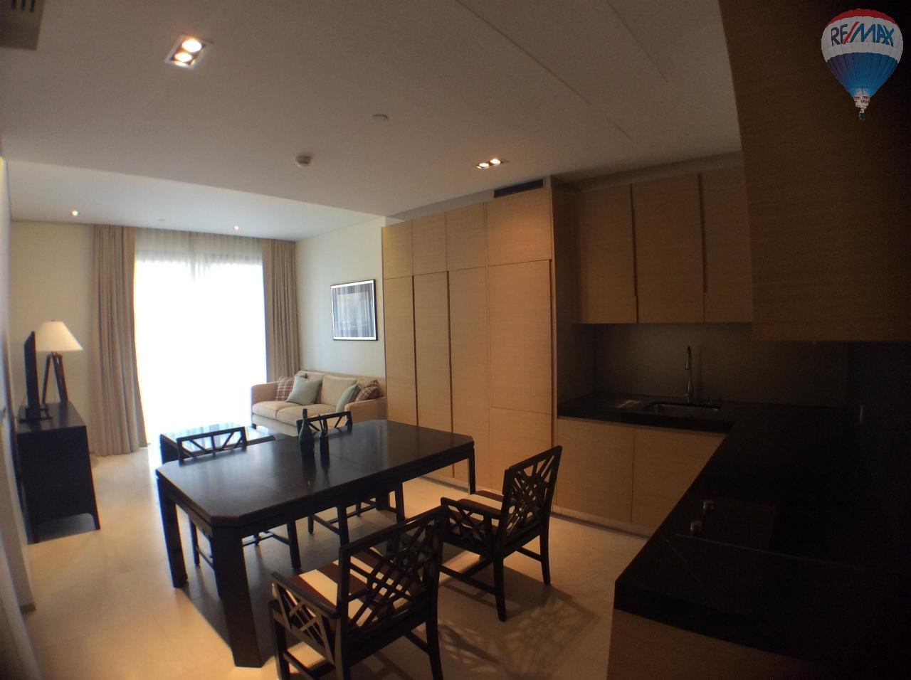 RE/MAX BestLife Agency's Saladaeng Residences 1 bedroom, Saladaeng BTS, Silom MRT, condo for rent 4