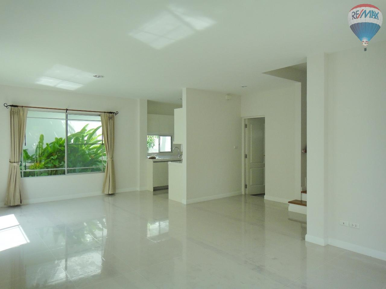 RE/MAX BestLife Agency's Nantawan Srinakarin Land and House for sale 3 bedroom 3 bathroom 64 sq.wah 168 sqm. 3