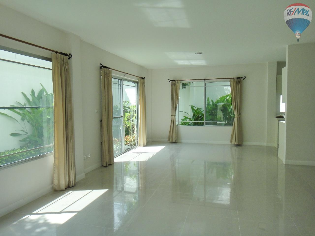 RE/MAX BestLife Agency's Nantawan Srinakarin Land and House for sale 3 bedroom 3 bathroom 64 sq.wah 168 sqm. 4