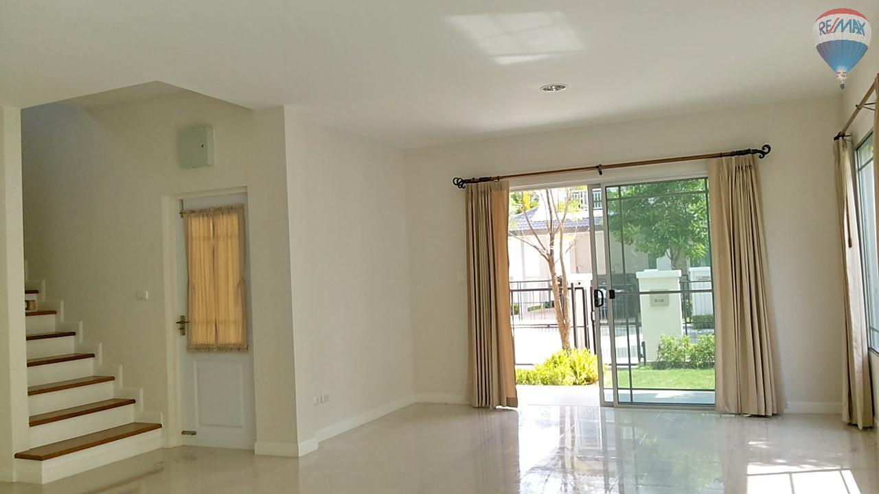 RE/MAX BestLife Agency's Nantawan Srinakarin Land and House for sale 3 bedroom 3 bathroom 64 sq.wah 168 sqm. 5