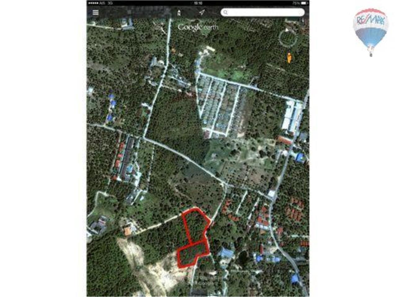 RE/MAX BestLife Agency's 2 plot of 4 Rai Each with sea view 1