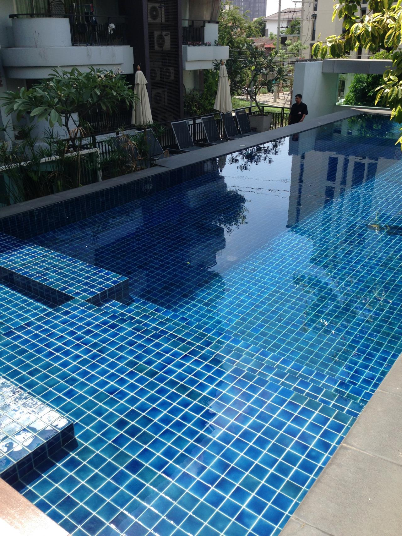 BKK BestLife Real Estate Agency's Next Garden Suites Rent 1 Bedroom On Nut 11