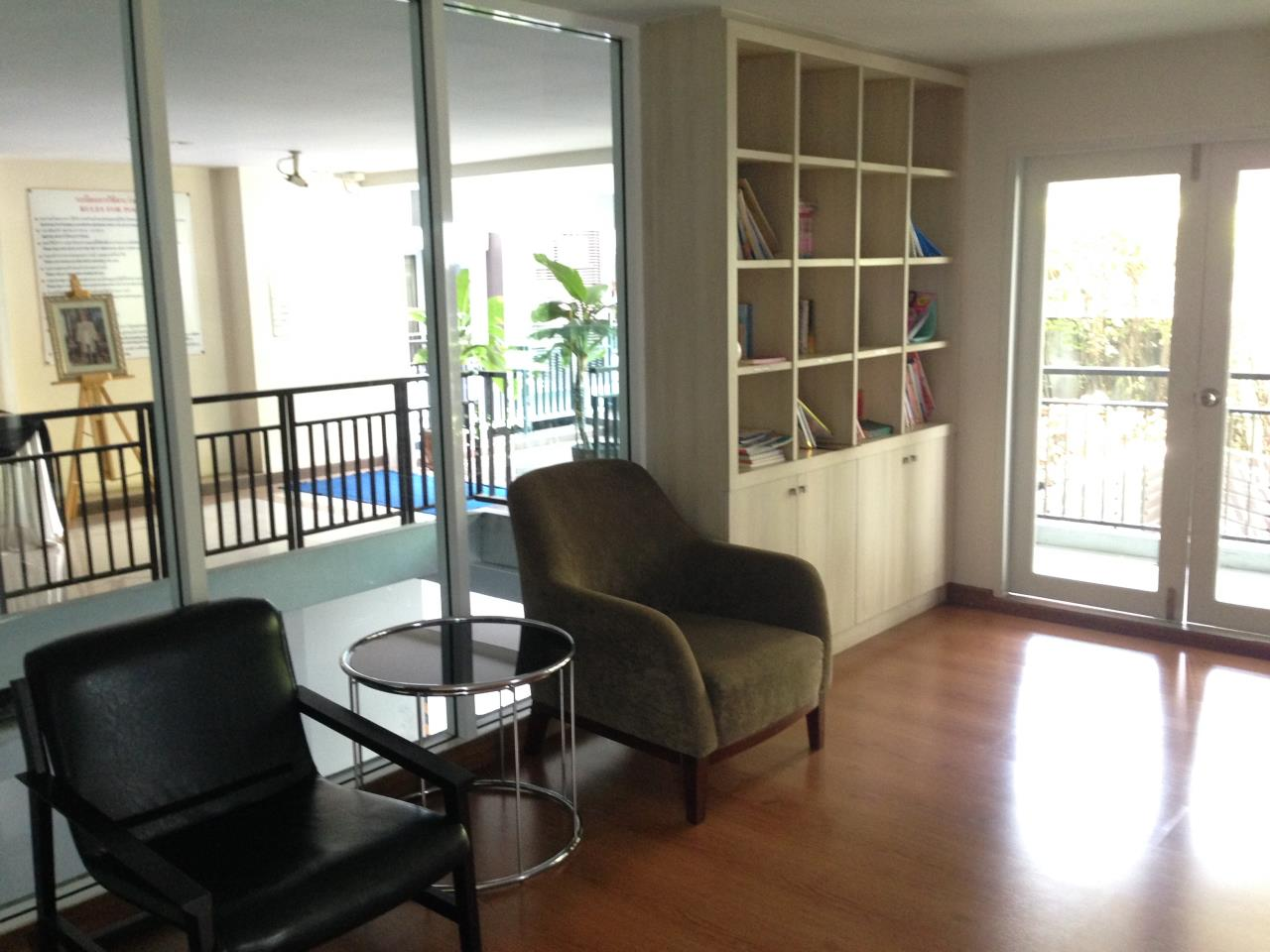 BKK BestLife Real Estate Agency's Next Garden Suites Rent 1 Bedroom On Nut 14