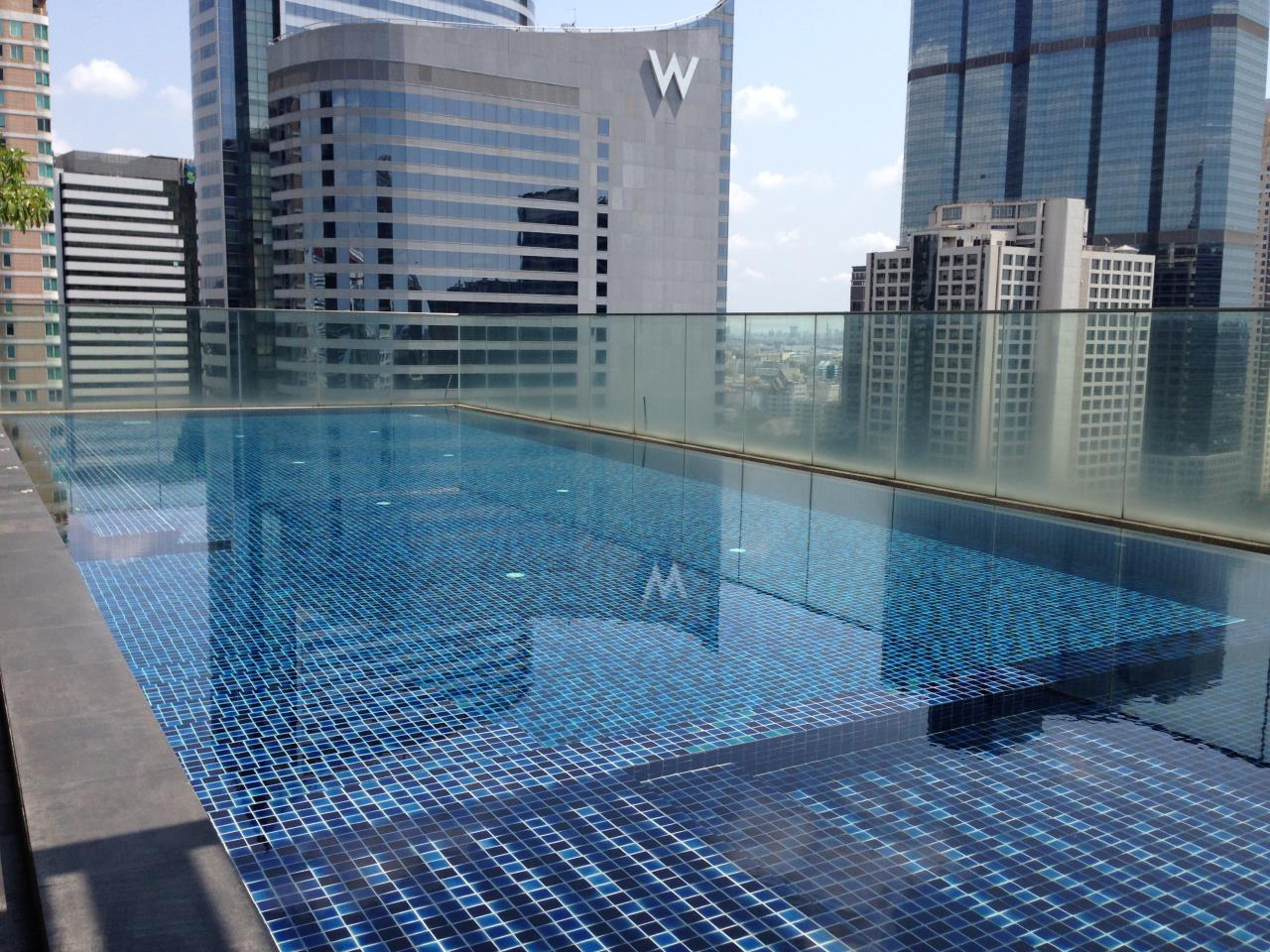 BKK BestLife Real Estate Agency's Life@ 10 Rent 1 Bedroom Sathorn 8