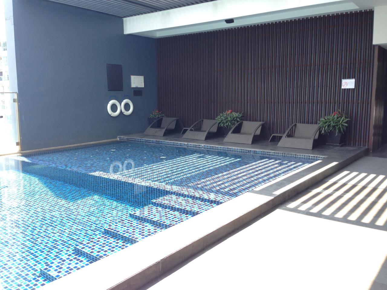 BKK BestLife Real Estate Agency's Life@ 10 Rent 1 Bedroom Sathorn 10