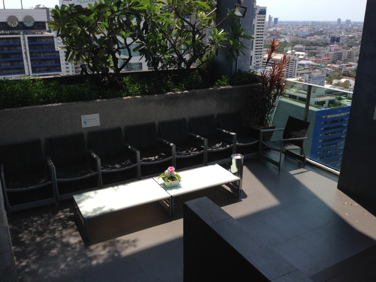 BKK BestLife Real Estate Agency's Life@ 10 Rent 1 Bedroom Sathorn 11