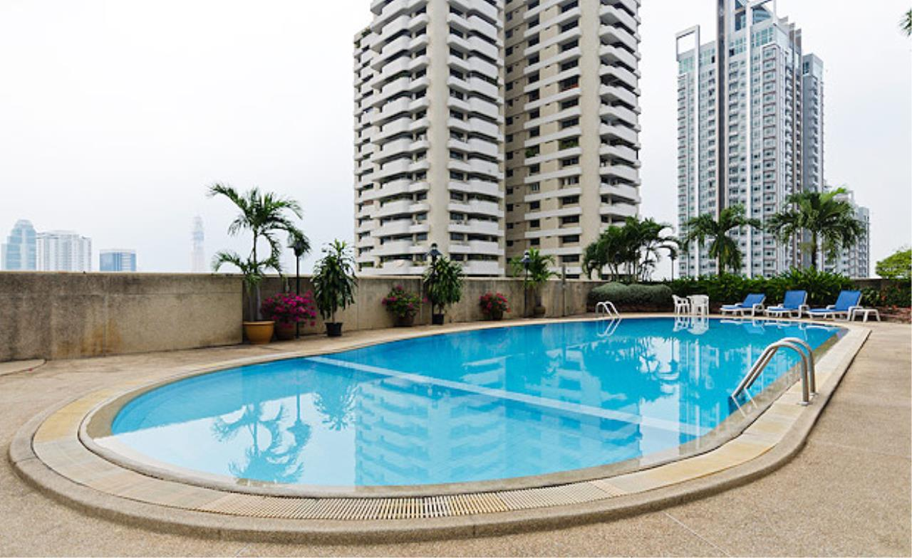 BKK BestLife Real Estate Agency's Liberty Park II Rent 2 Bedrooms Nana 14