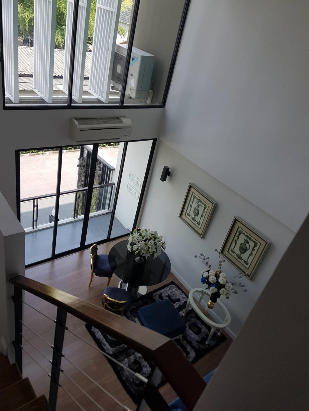 BKK BestLife Real Estate Agency's Bless Town 50 Townhome Sale On Nut 9