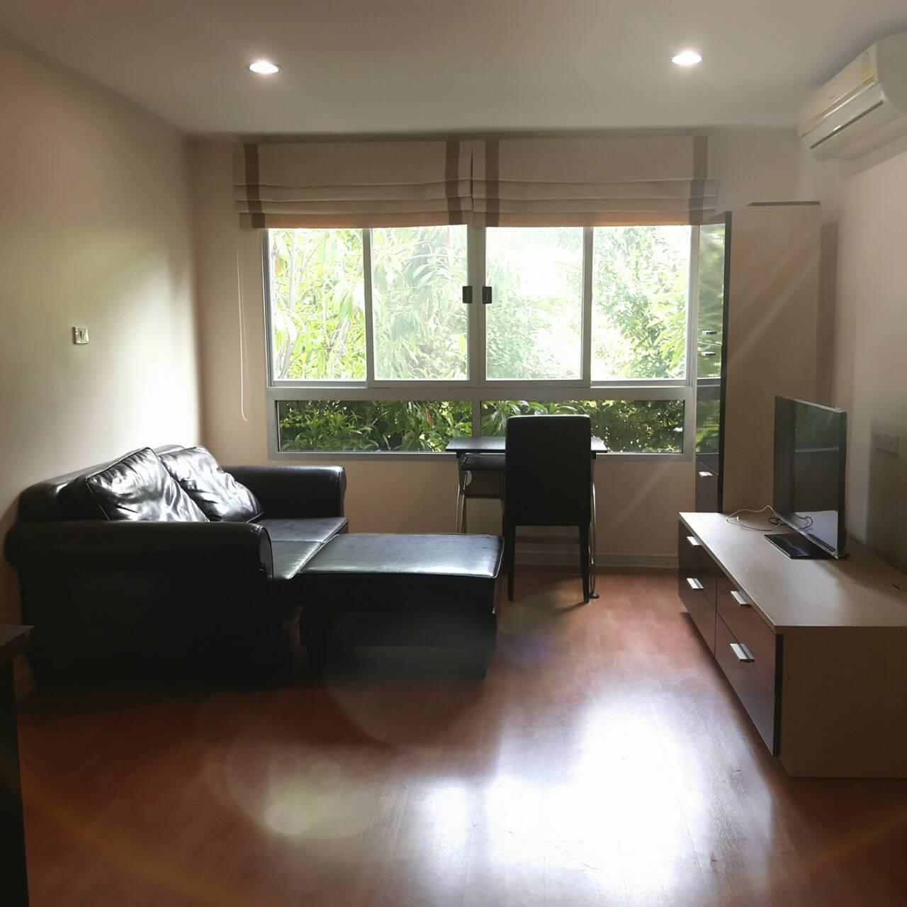 BKK BestLife Real Estate Agency's Lumpini Ville Cultural Center Rental 2 Bedrooms Huay Kwang 3