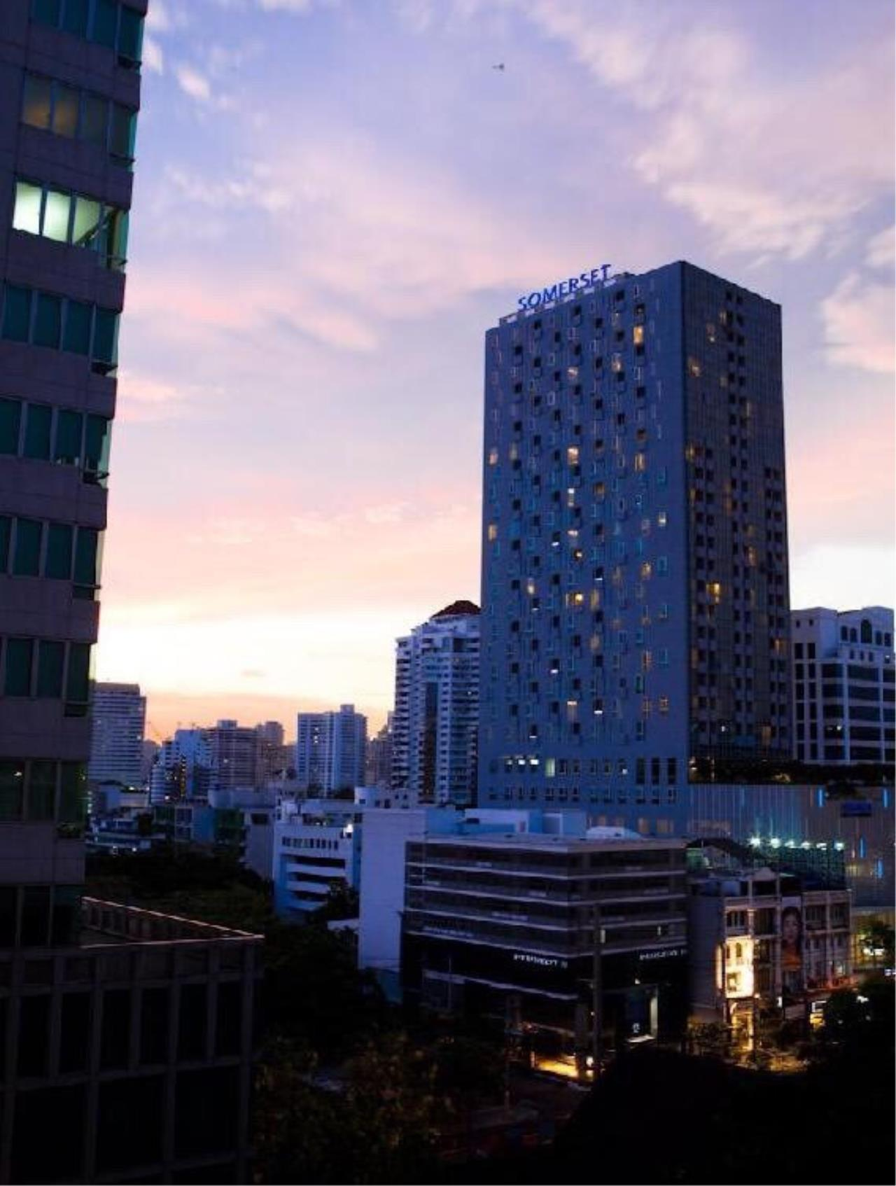 BKK BestLife Real Estate Agency's Quattro by Sansiri Rental 1 Bedroom Thong Lor  6