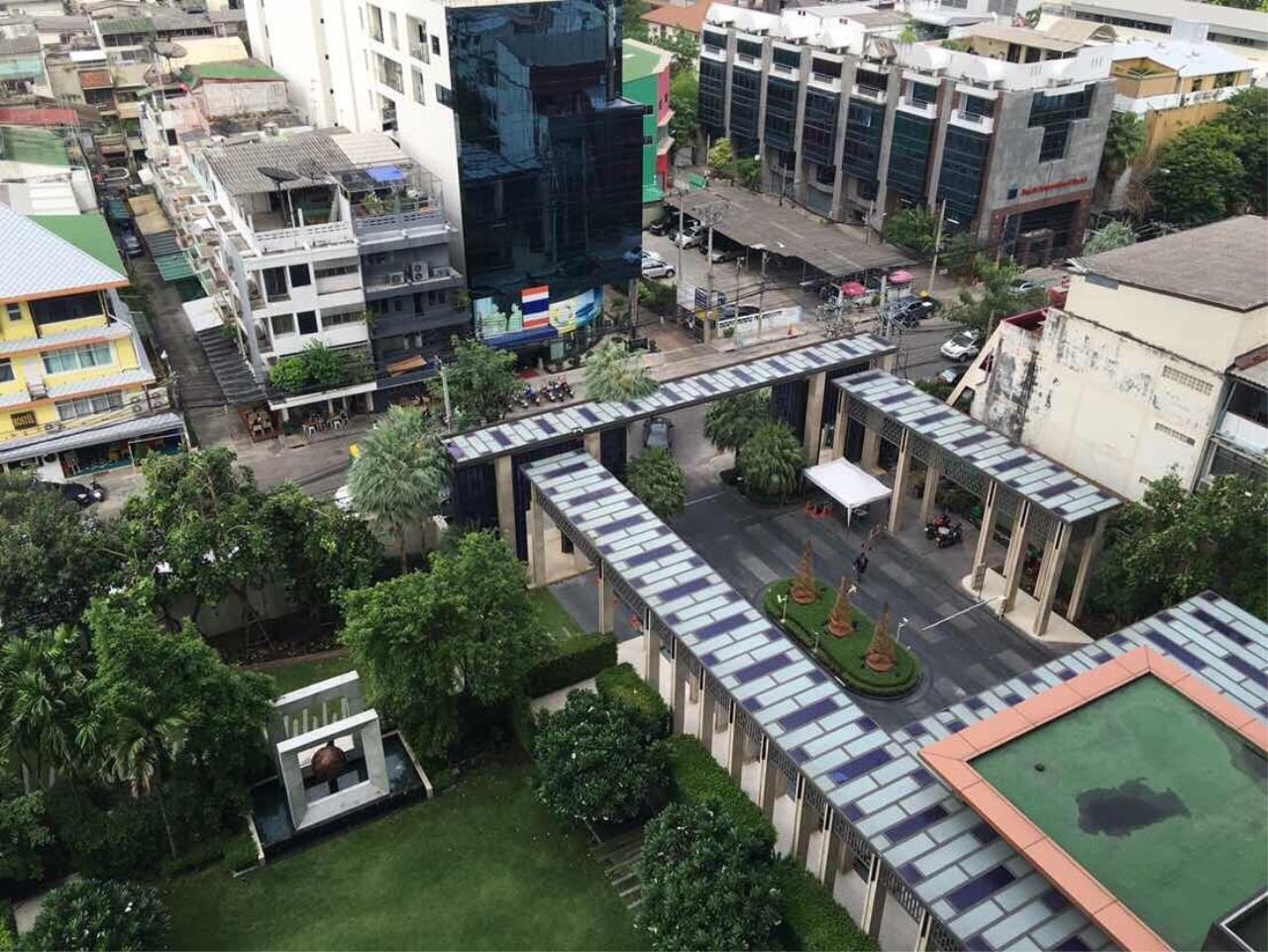 BKK BestLife Real Estate Agency's The Address Sathorn Rental 2 Bedrooms 11