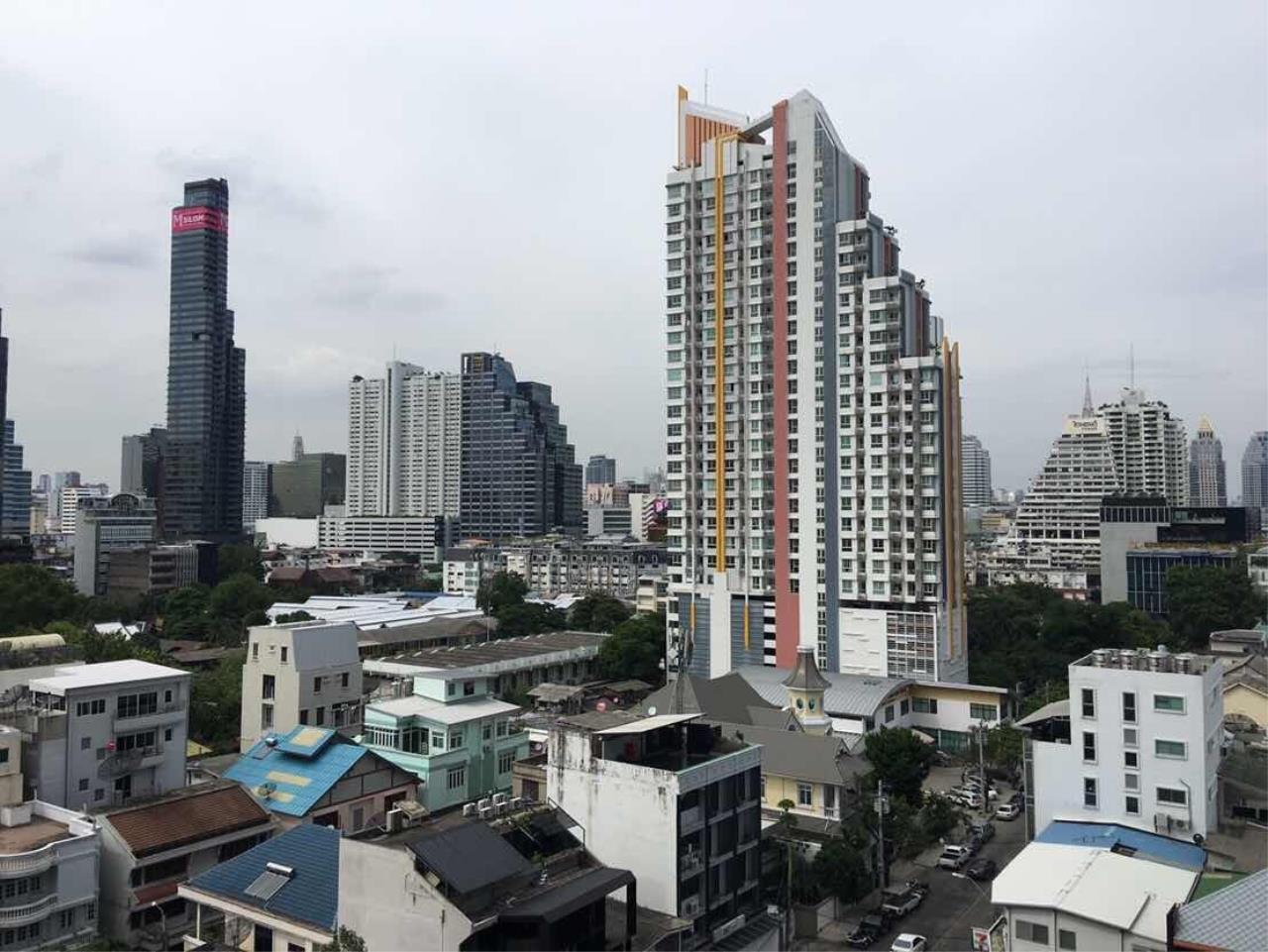 BKK BestLife Real Estate Agency's The Address Sathorn Rental 2 Bedrooms 10