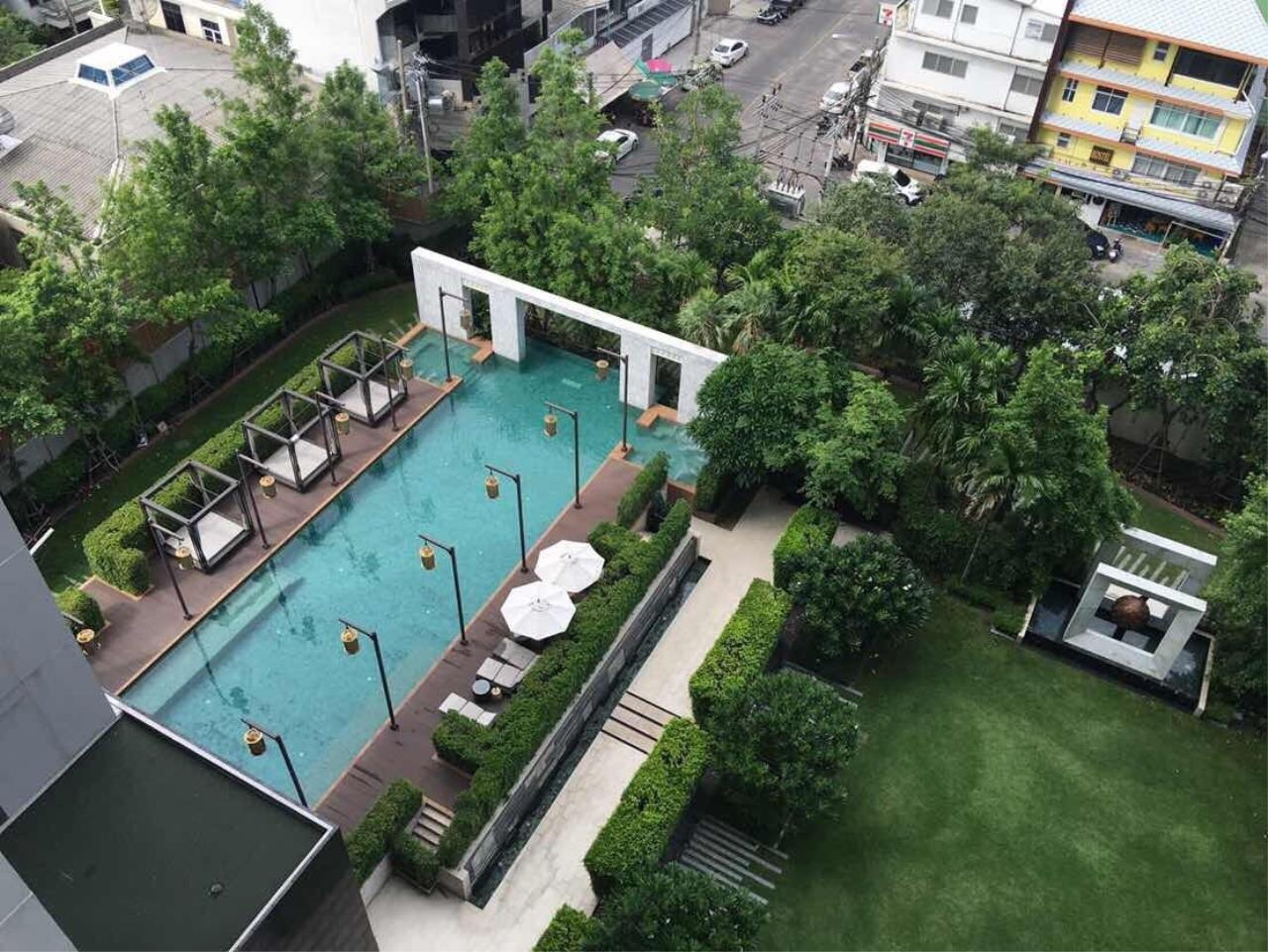 BKK BestLife Real Estate Agency's The Address Sathorn Rental 2 Bedrooms 9