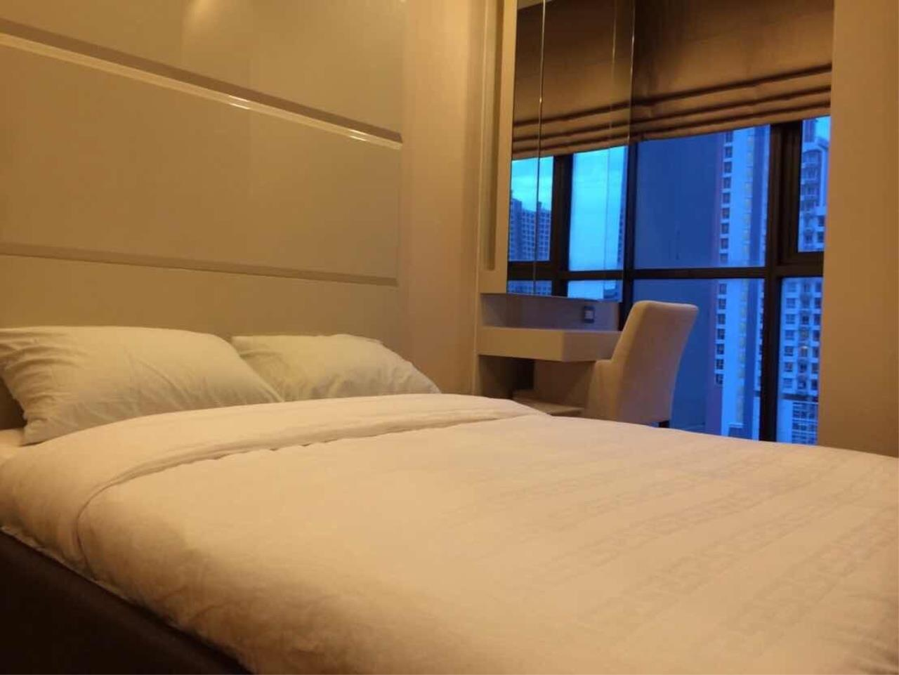 BKK BestLife Real Estate Agency's The Address Sathorn Rental 2 Bedrooms 1