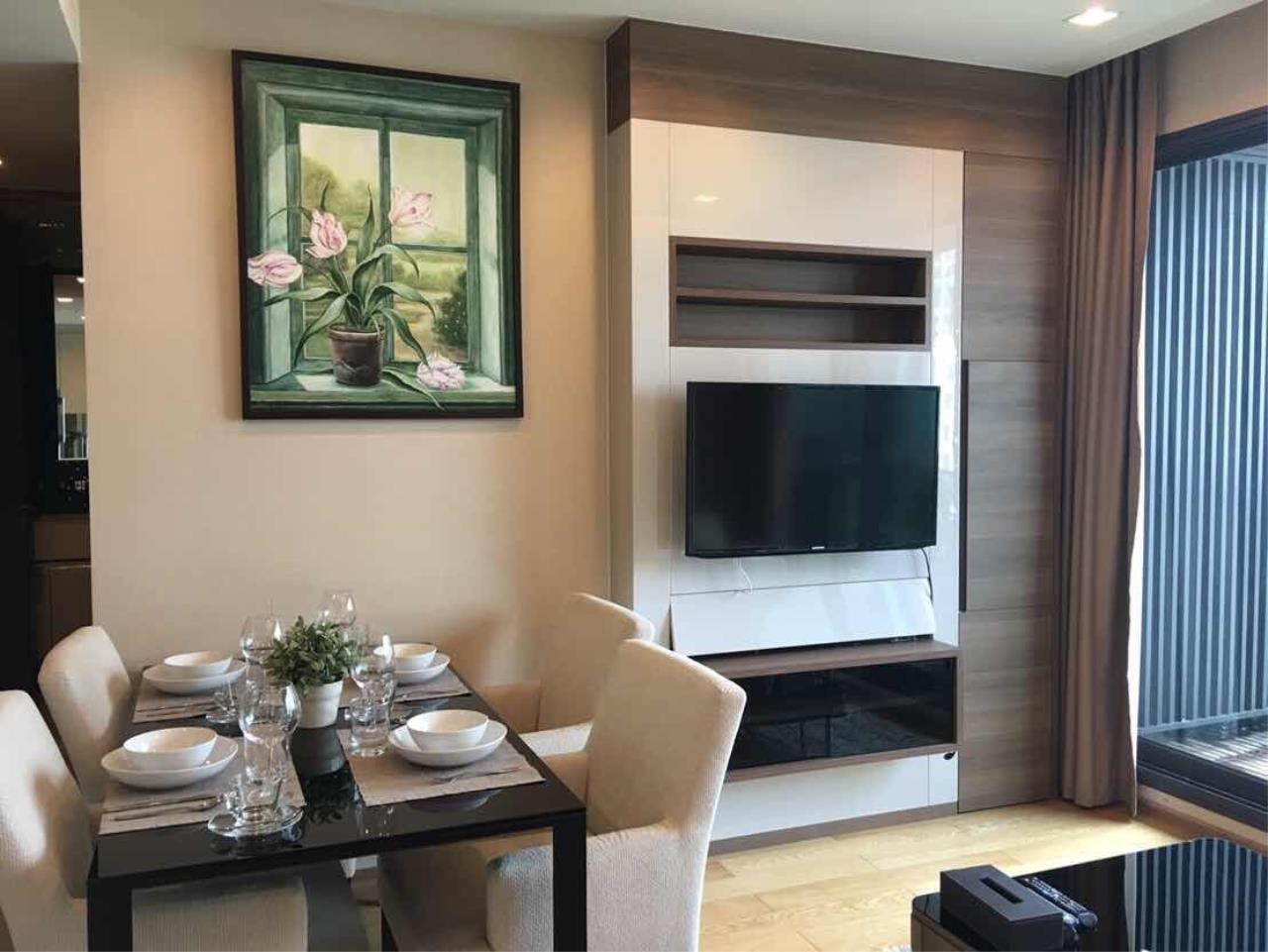 BKK BestLife Real Estate Agency's The Address Sathorn Rental 2 Bedrooms 4