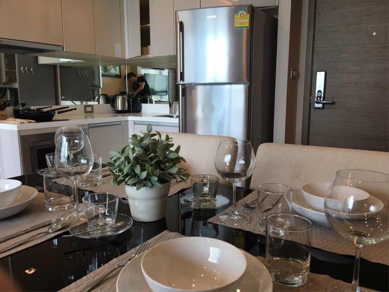 BKK BestLife Real Estate Agency's The Address Sathorn Rental 2 Bedrooms 5