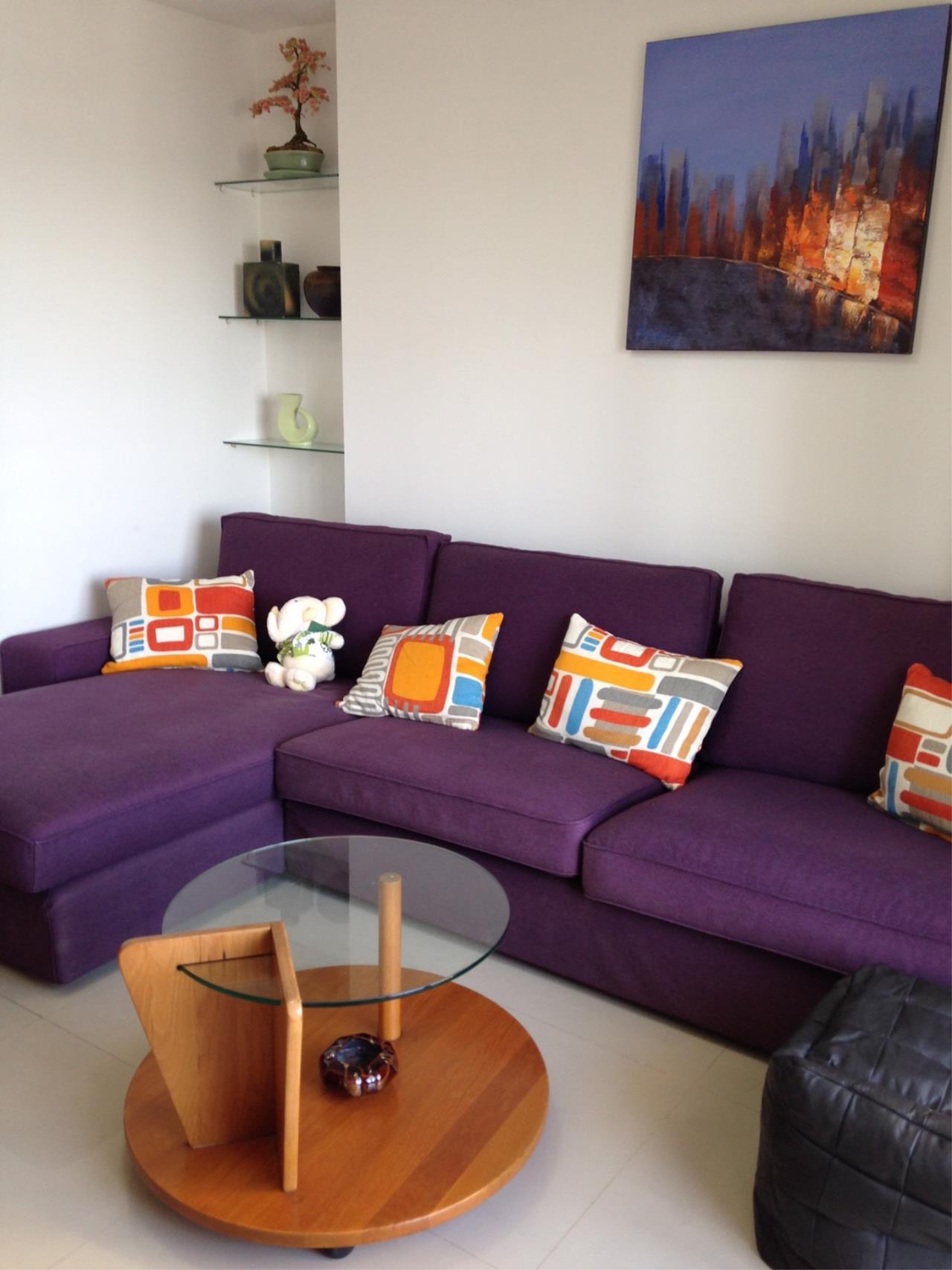 BKK BestLife Real Estate Agency's Top View Tower Rental 2 Bedrooms Thong Lor  5