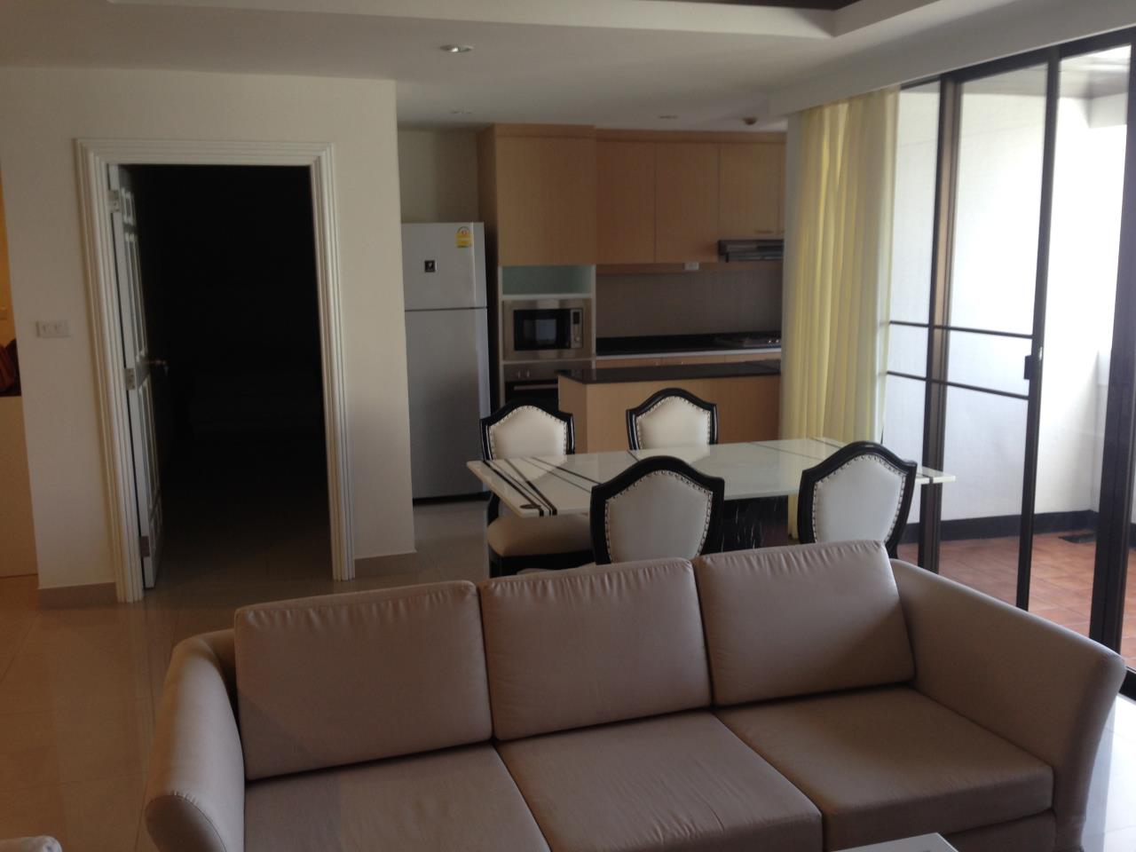 BKK BestLife Real Estate Agency's Shiva Tower Rent 2 Bedrooms Nana 6