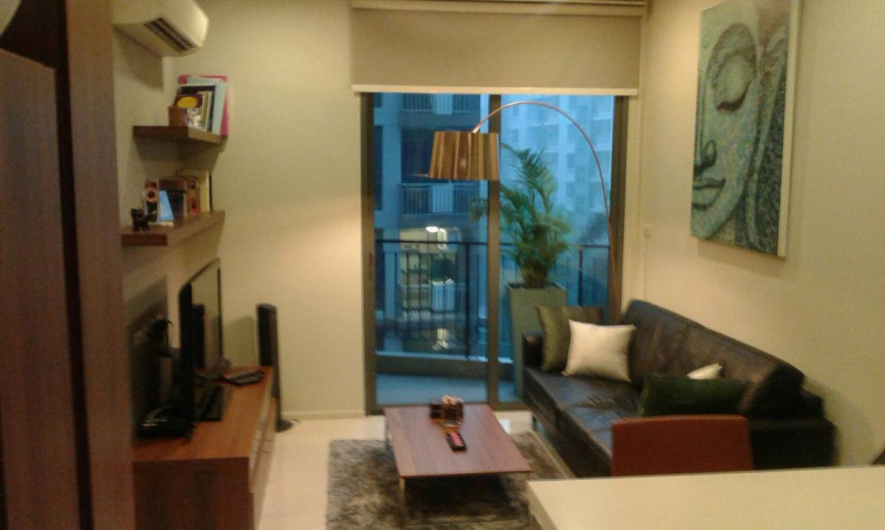 BKK BestLife Real Estate Agency's Trapezo Rental 1 Bedroom Sukhumvit 16 1