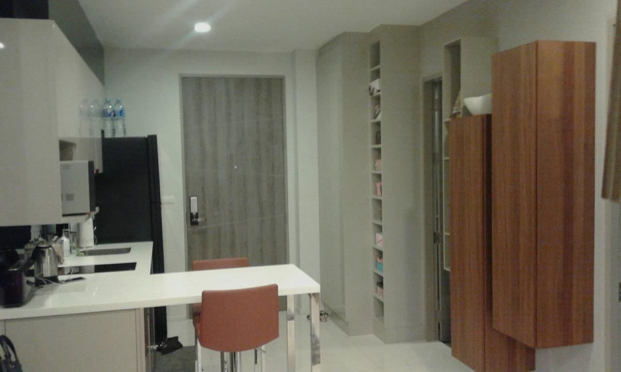 BKK BestLife Real Estate Agency's Trapezo Rental 1 Bedroom Sukhumvit 16 2