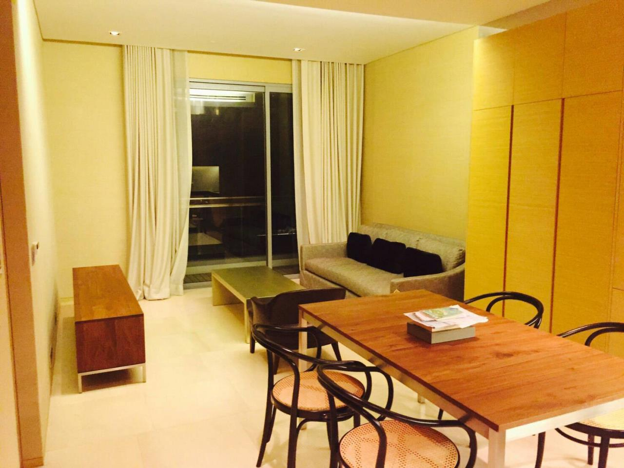 BKK BestLife Real Estate Agency's Saladaeng Residence Rent 1 Bedroom Sathorn  1