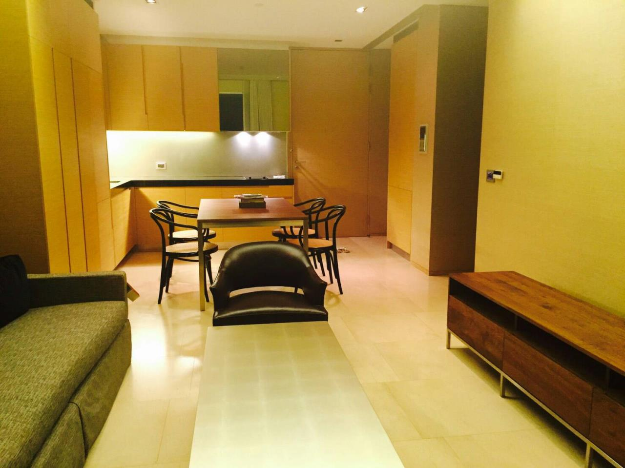 BKK BestLife Real Estate Agency's Saladaeng Residence Rent 1 Bedroom Sathorn  3