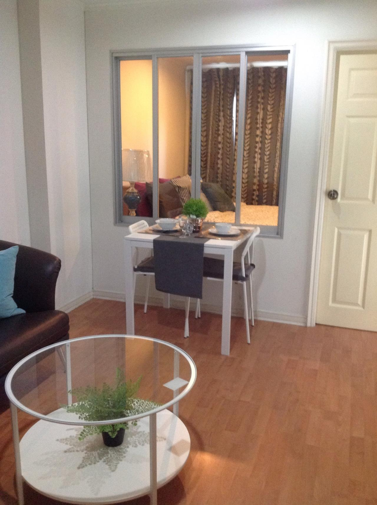 BKK BestLife Real Estate Agency's Lumpiniville 77 Rent 1 Bedroom On Nut  4