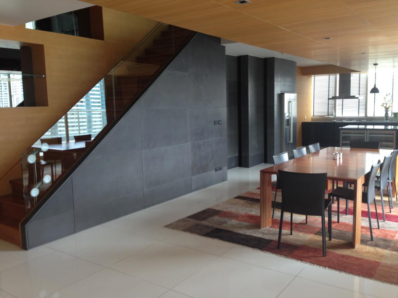 BKK BestLife Real Estate Agency's Le Raffine 31 Sale 3 Bedroom Duplex Phrom Pong  1