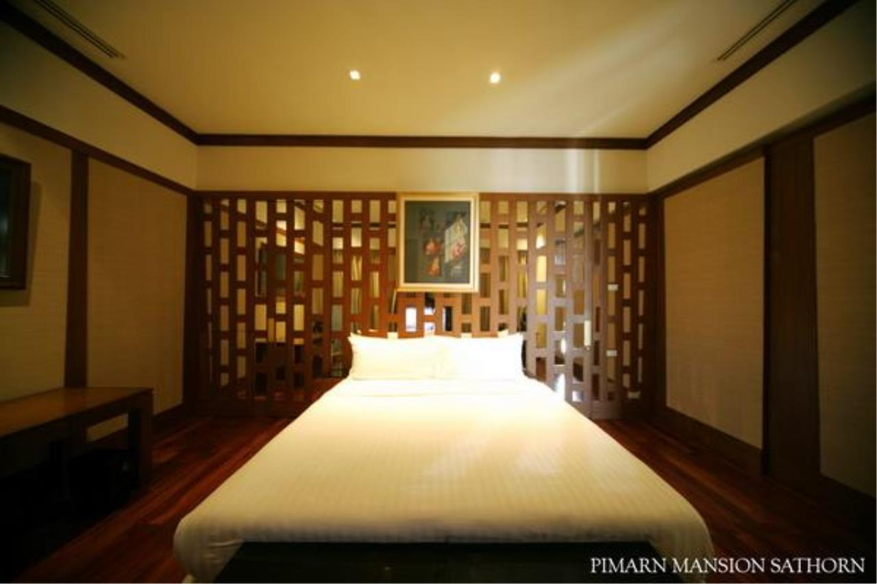 BKK BestLife Real Estate Agency's Pimarn Mansion 3+1 bedroom for rent Sathorn  1