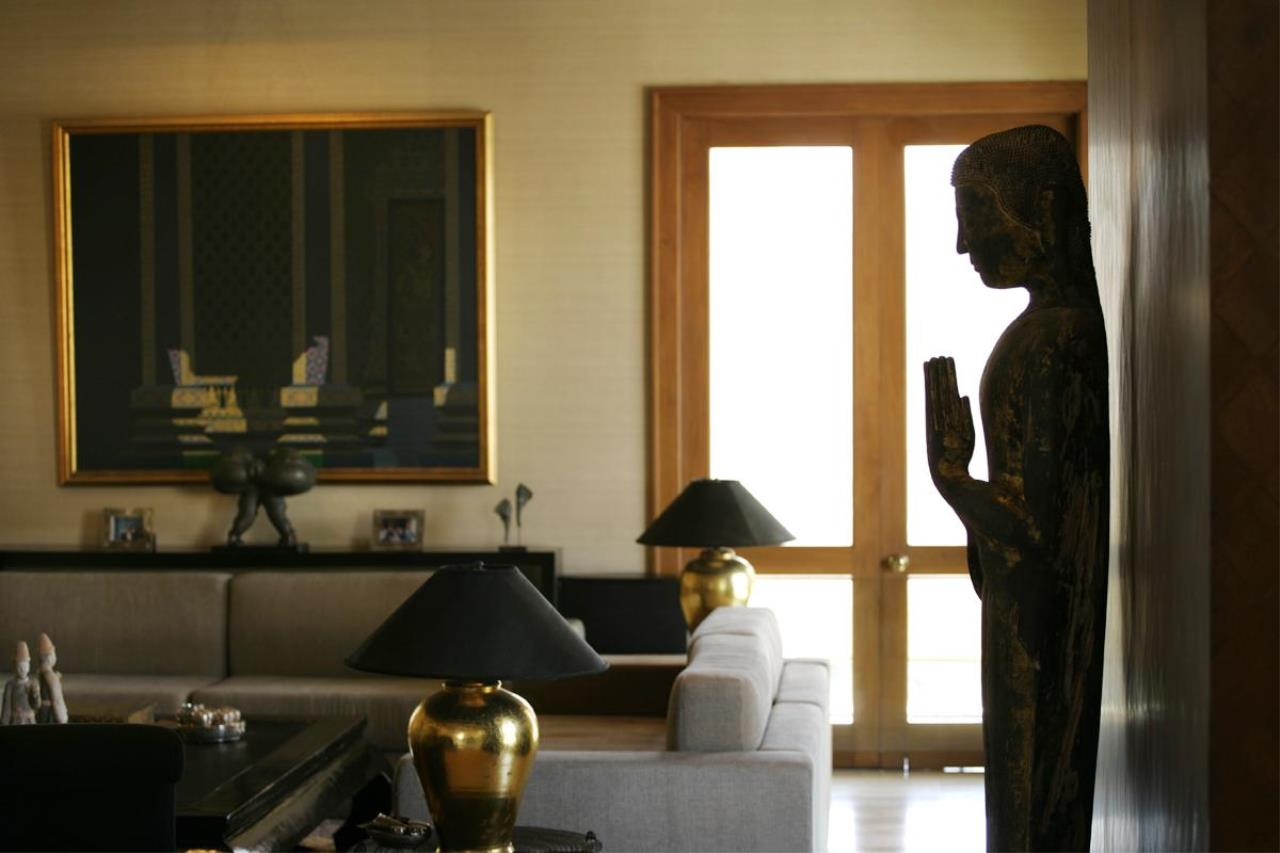BKK BestLife Real Estate Agency's Pimarn Mansion 3+1 bedroom for rent Sathorn  10