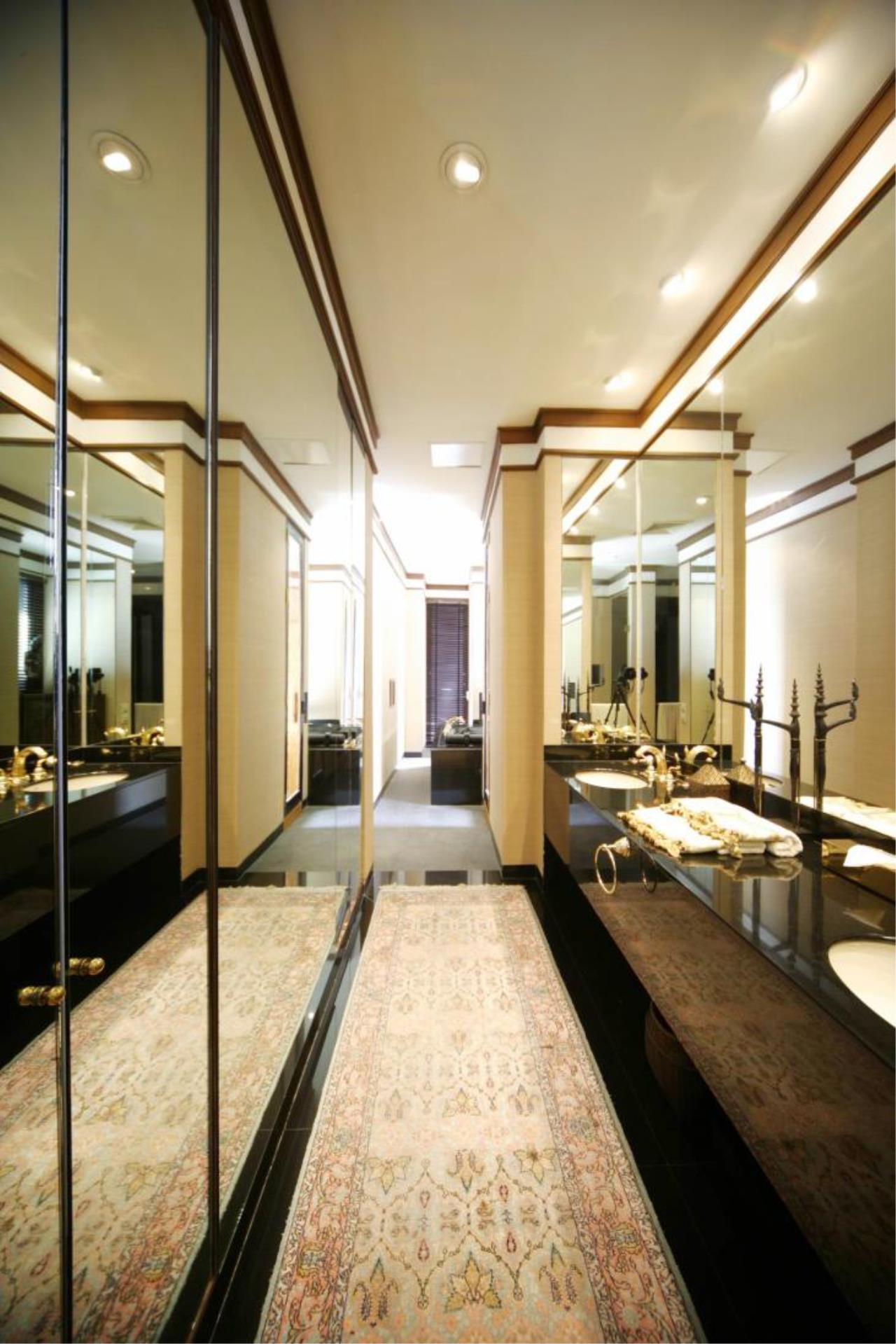 BKK BestLife Real Estate Agency's Pimarn Mansion 3+1 bedroom for rent Sathorn  11