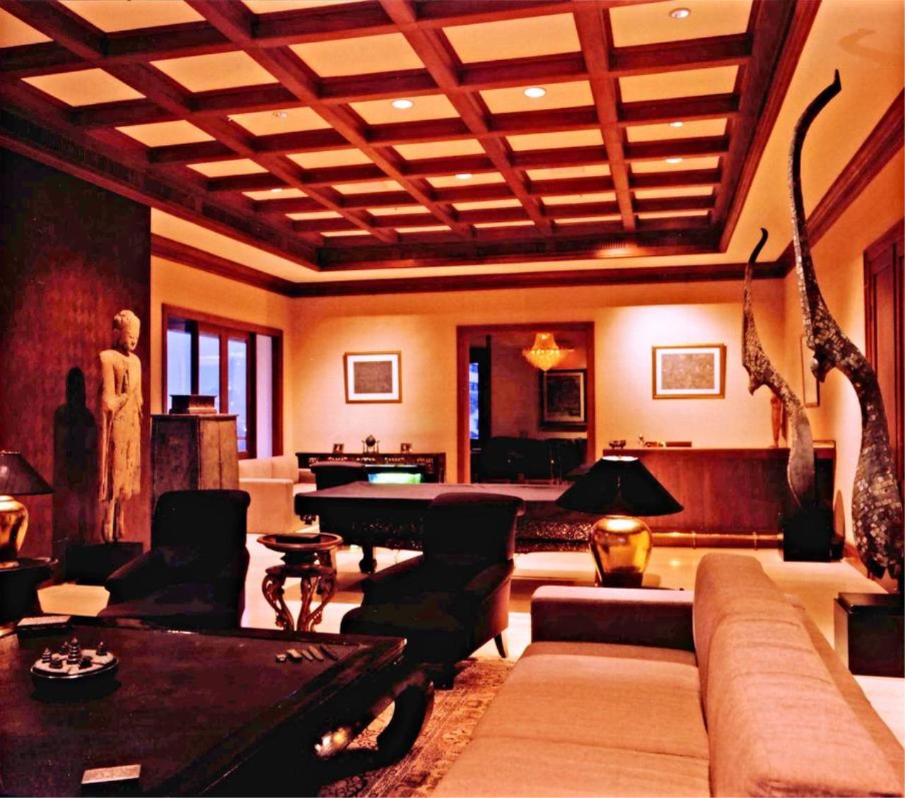 BKK BestLife Real Estate Agency's Pimarn Mansion 3+1 bedroom for rent Sathorn  2