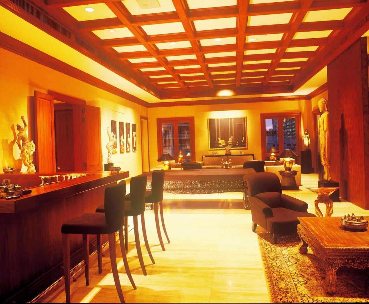 BKK BestLife Real Estate Agency's Pimarn Mansion 3+1 bedroom for rent Sathorn  3