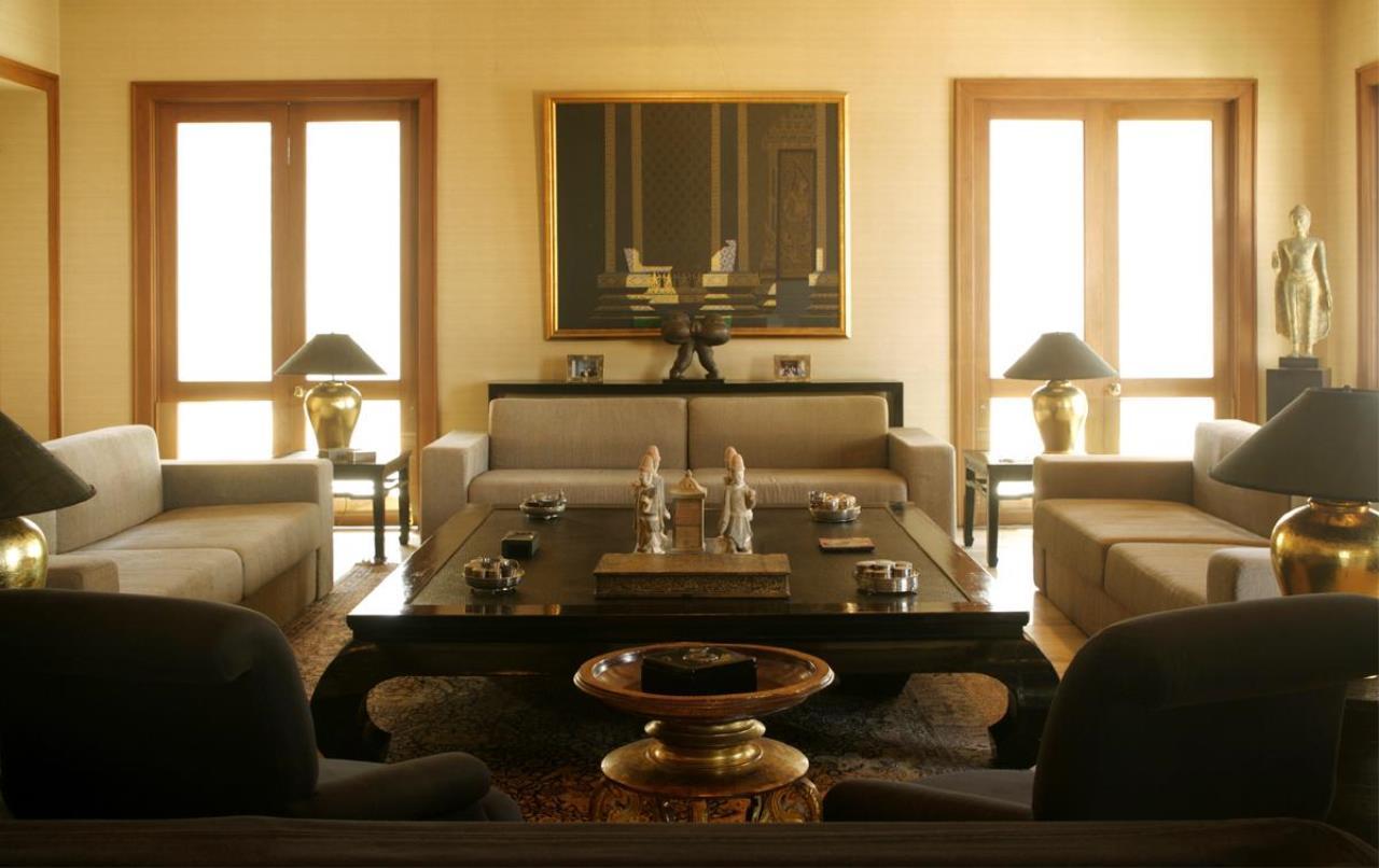 BKK BestLife Real Estate Agency's Pimarn Mansion 3+1 bedroom for rent Sathorn  4