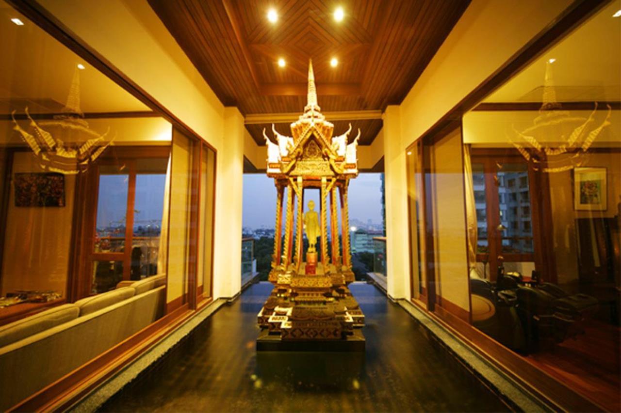 BKK BestLife Real Estate Agency's Pimarn Mansion 3+1 bedroom for rent Sathorn  5