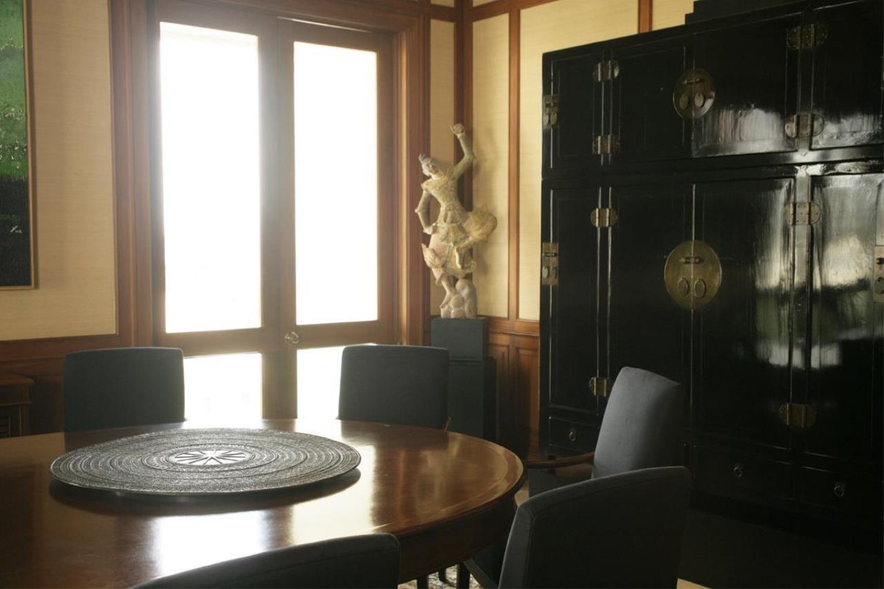 BKK BestLife Real Estate Agency's Pimarn Mansion 3+1 bedroom for rent Sathorn  6