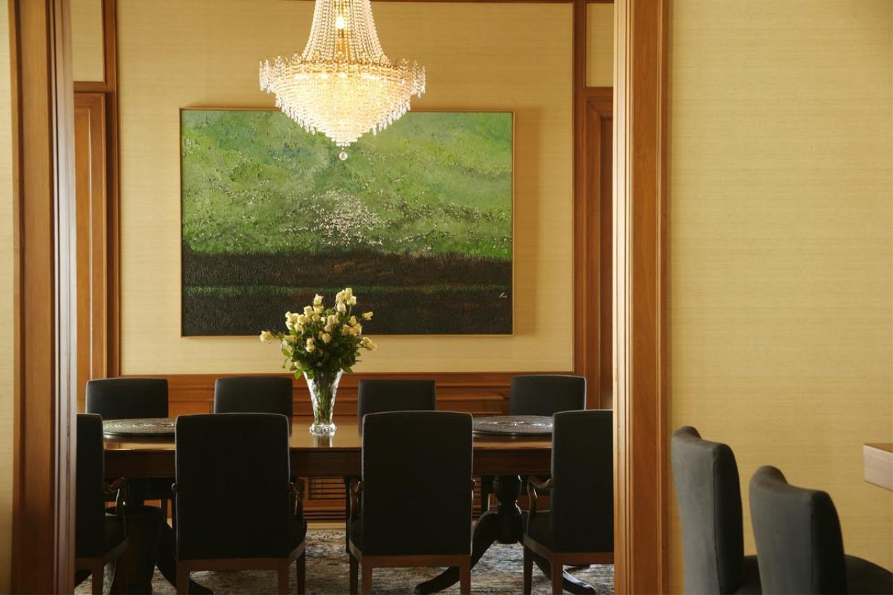 BKK BestLife Real Estate Agency's Pimarn Mansion 3+1 bedroom for rent Sathorn  7