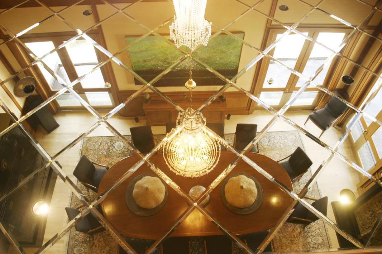 BKK BestLife Real Estate Agency's Pimarn Mansion 3+1 bedroom for rent Sathorn  8
