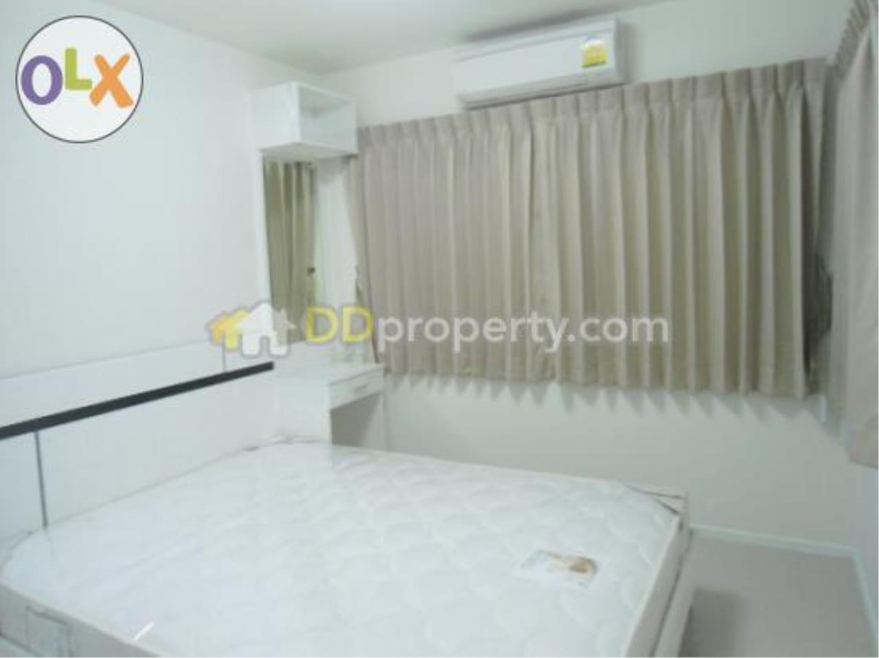 The Agent Real Estate Co., Ltd. Agency's For Sale Condo Kensington 12 Kensington Bearing Size 29.75 sqm. Floor 5, 1 bedroom, 1 bath, furnished foyer, near BTS Bearing only 1 km. Sukhumvit, Lasalle, Srinakarin, Bangna - Trad, Theparak with 2 air conditioners. 11
