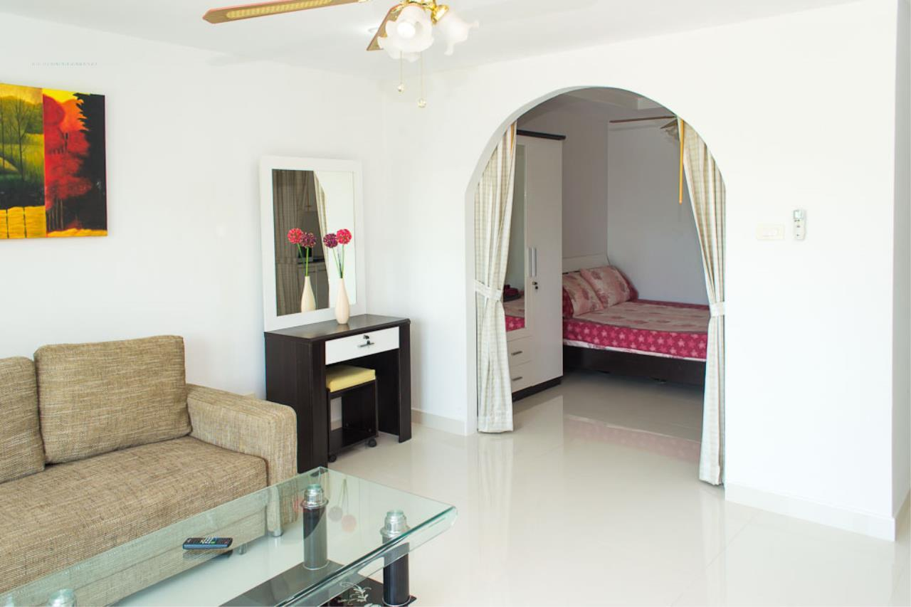 Immobilien Pattaya Agency's Jomtien Beach Mountain 3, 1 Bedroom, 39 Sqm.  1