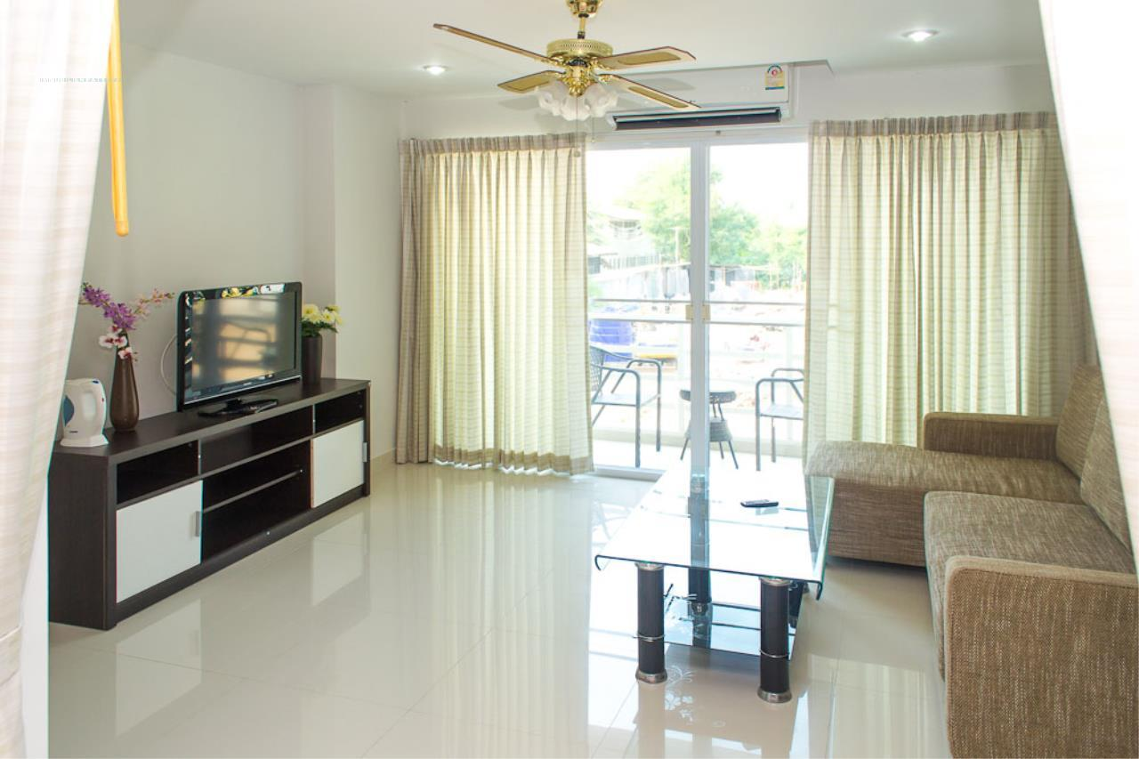 Immobilien Pattaya Agency's Jomtien Beach Mountain 3, 1 Bedroom, 39 Sqm.  4