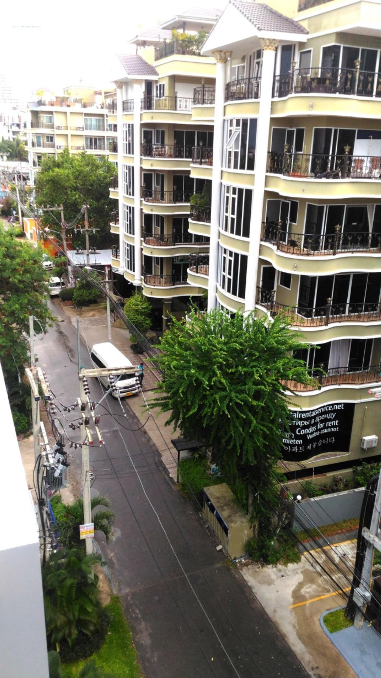 Immobilien Pattaya Agency's Siam Oriental Elegance, 28 Sqm., Studio,  6th Fl. 9
