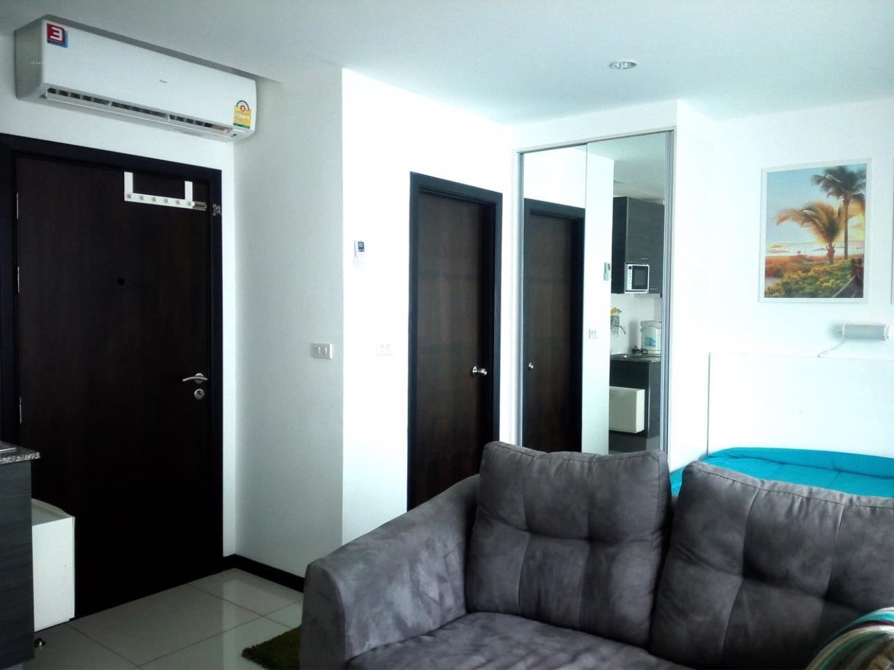 Immobilien Pattaya Agency's Siam Oriental Elegance, 28 Sqm., Studio,  6th Fl. 3