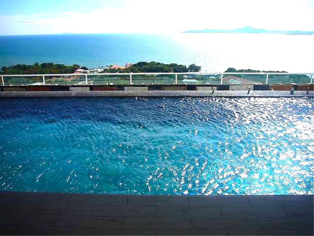 Immobilien Pattaya Agency's The View Cozy Beach 1 Bedroom 45 Sqm. 6th Fl. Hill View 11